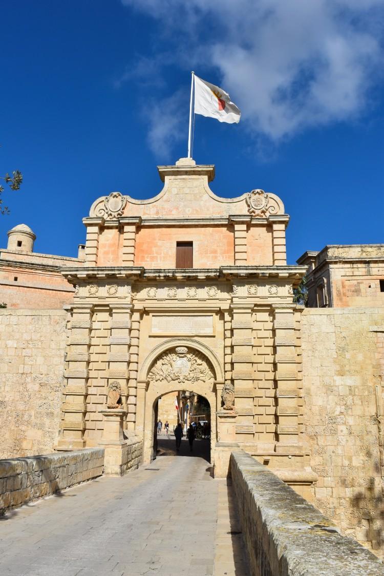 Mdina City Gates