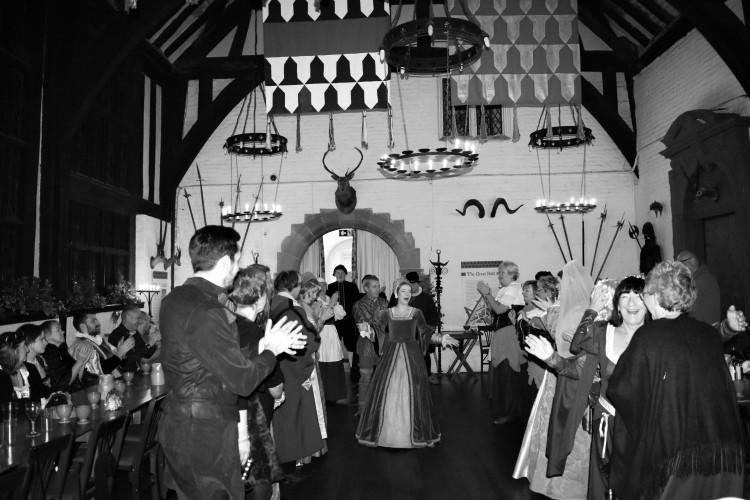 Tamworth Castle - Tudor Banquet