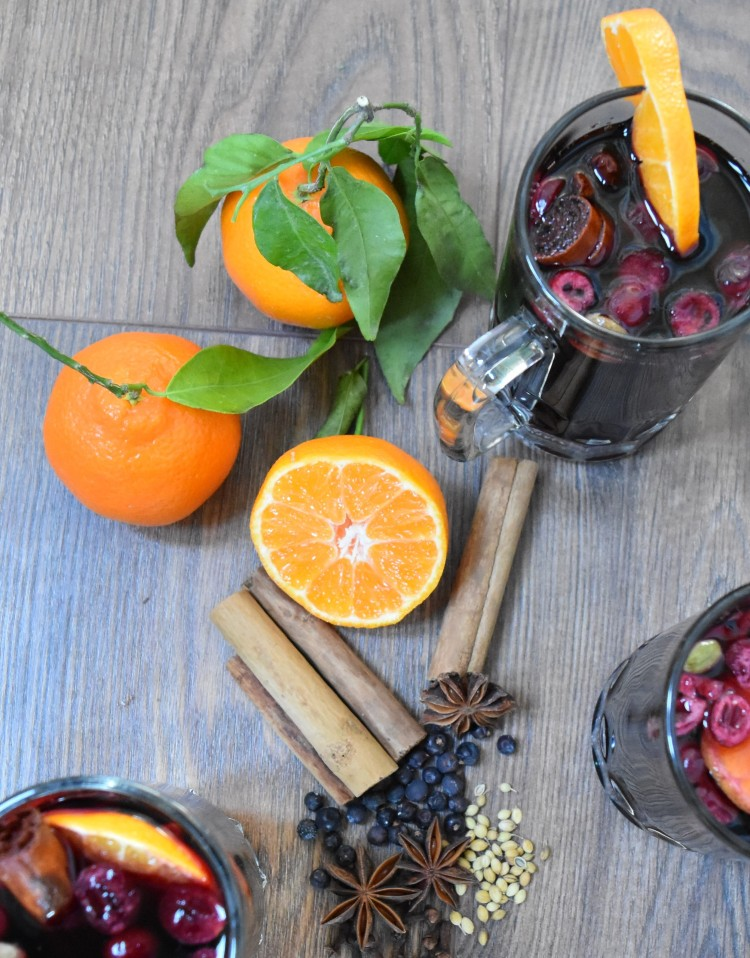 British Mulled Wine Recipe