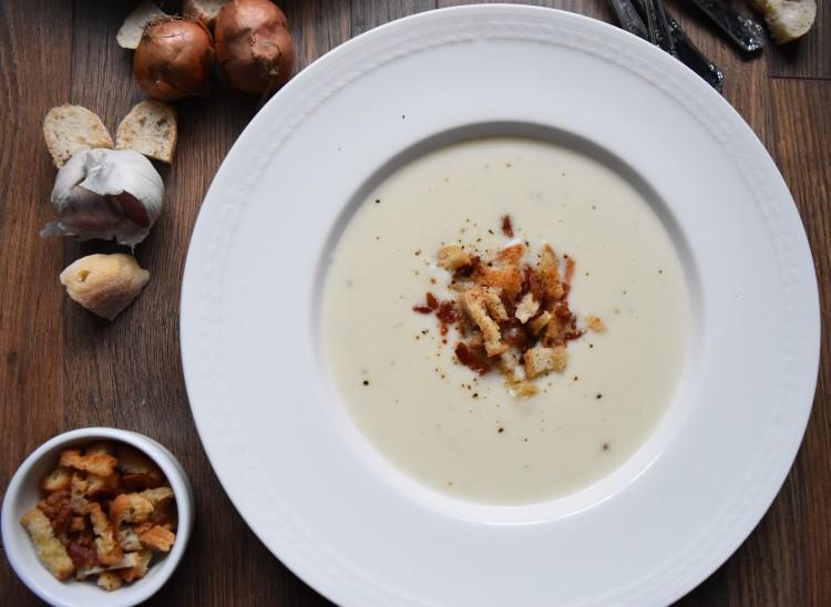 Cauliflower Soup 4