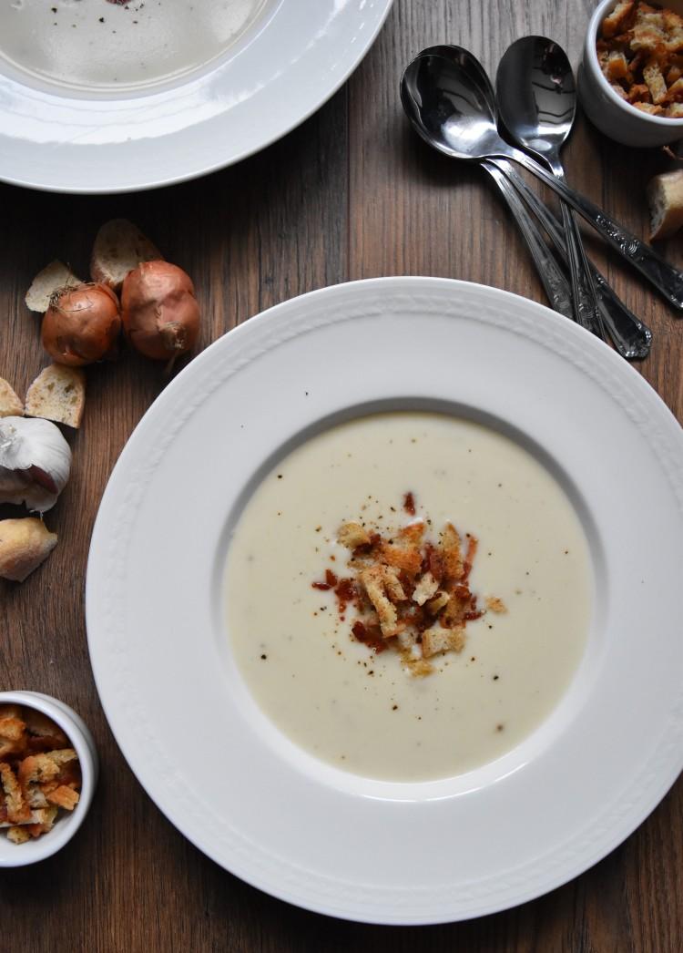 Cauliflower Soup 5