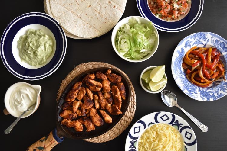 Chicken Fajita 1