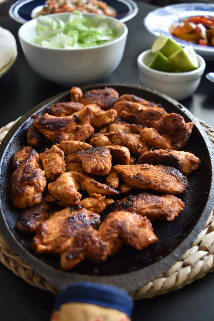 Chicken Fajita 6