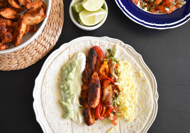 Chicken Fajita 17