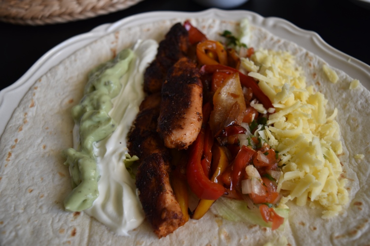 Chicken Fajita 18