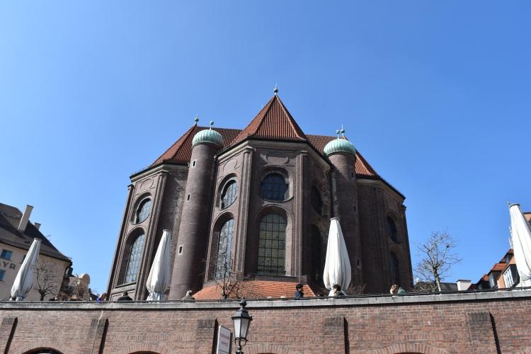 Munich City Tour 14