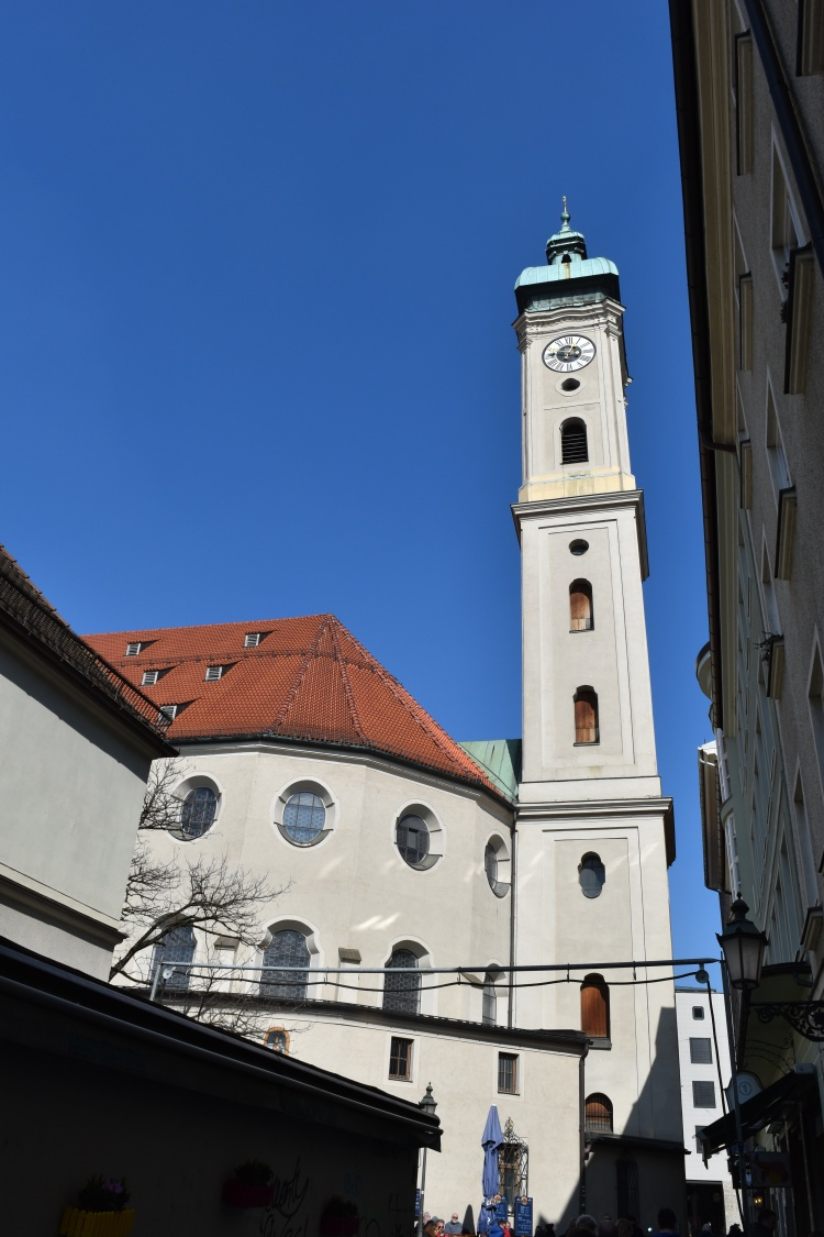 Munich City Tour 19