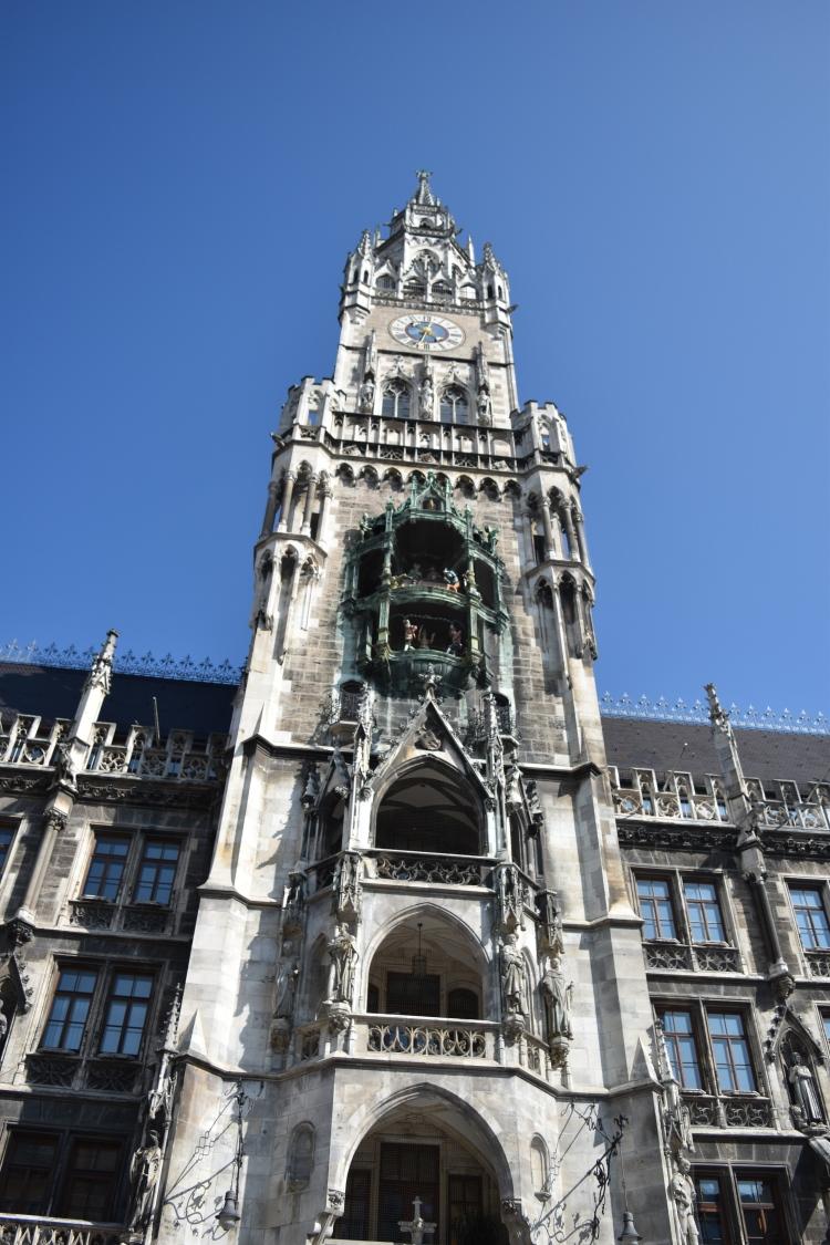 Munich Rathaus 10