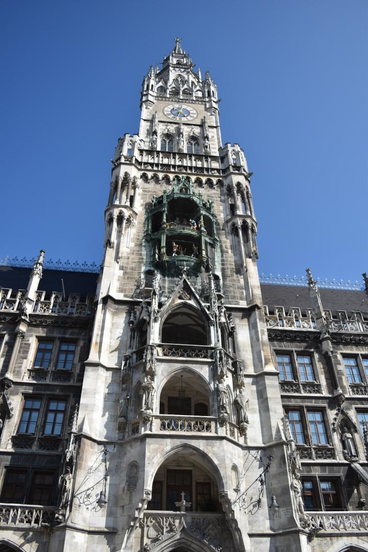Munich Rathaus 11