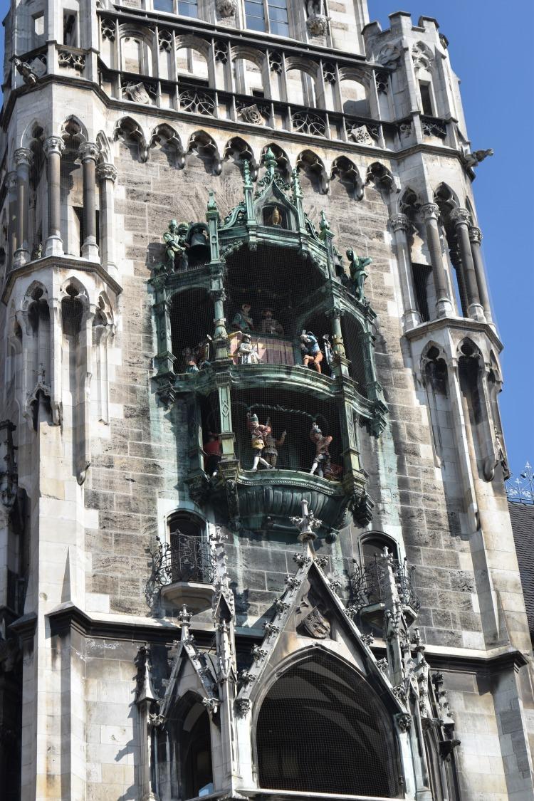 Munich Rathaus 12