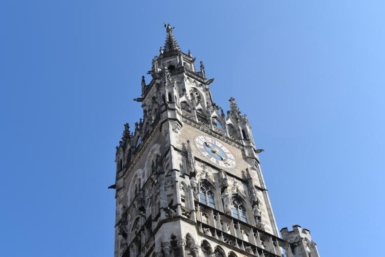 Munich Rathaus 2