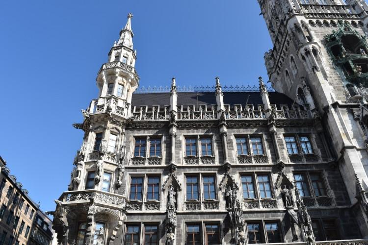 Munich Rathaus 3