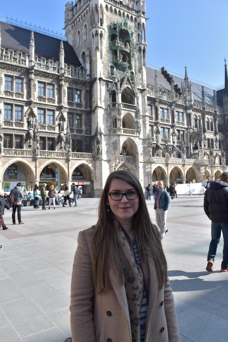 Munich Rathaus 4