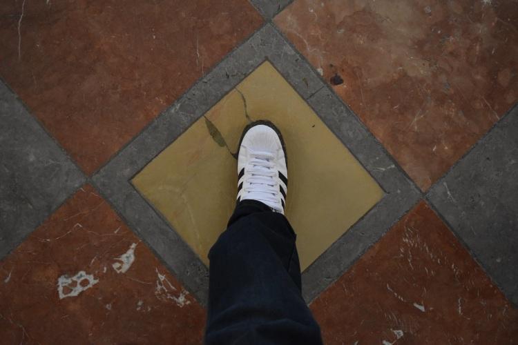 The Devil's Footprint 1
