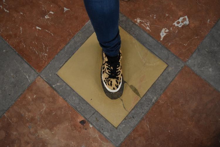 The Devil's Footprint