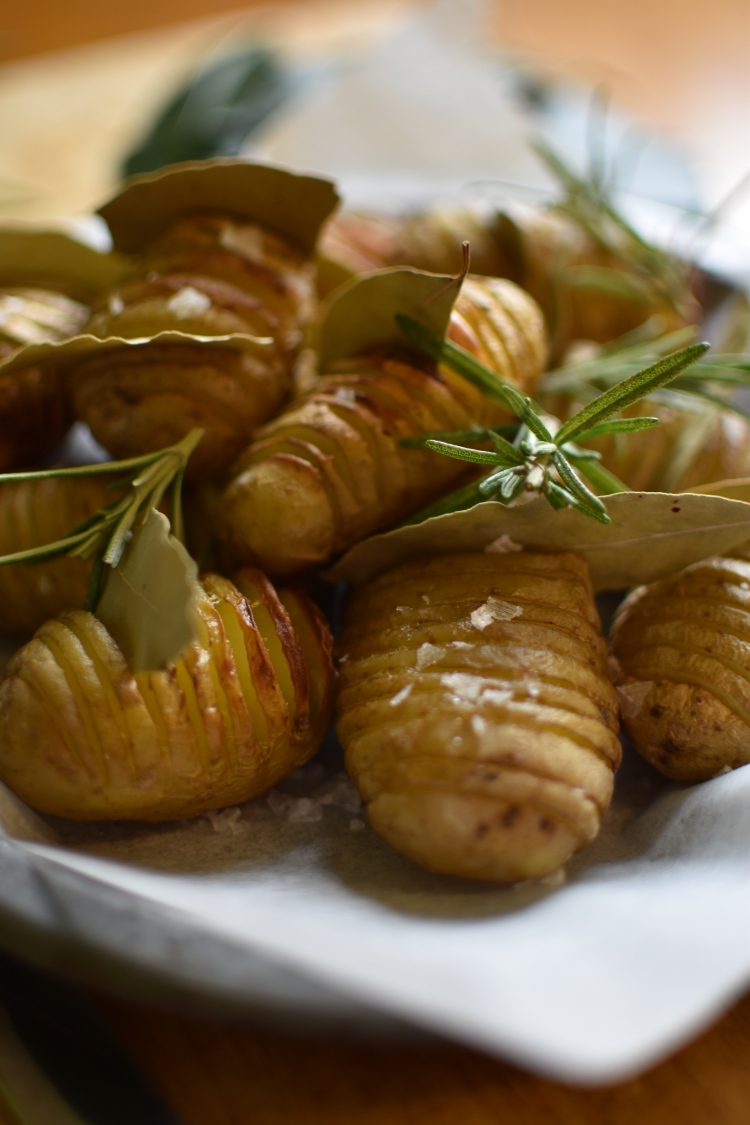 Hasselback Potatoes 14