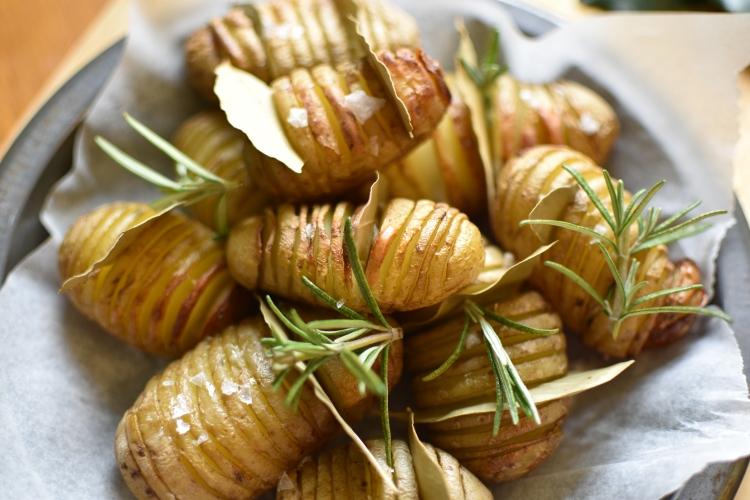 Hasselback Potatoes 20