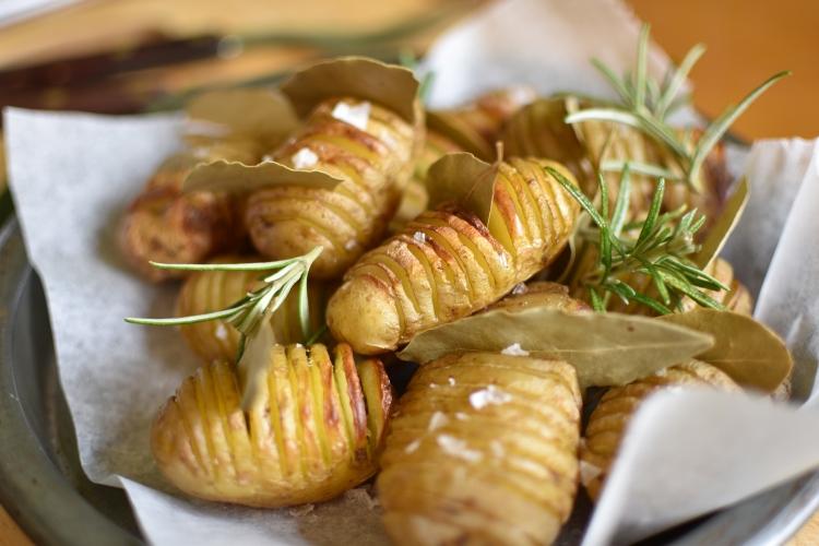 Hasselback Potatoes 25
