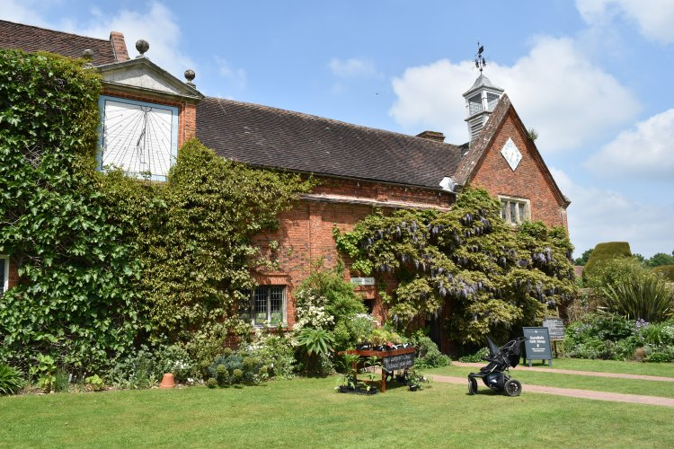 Packwood House 28
