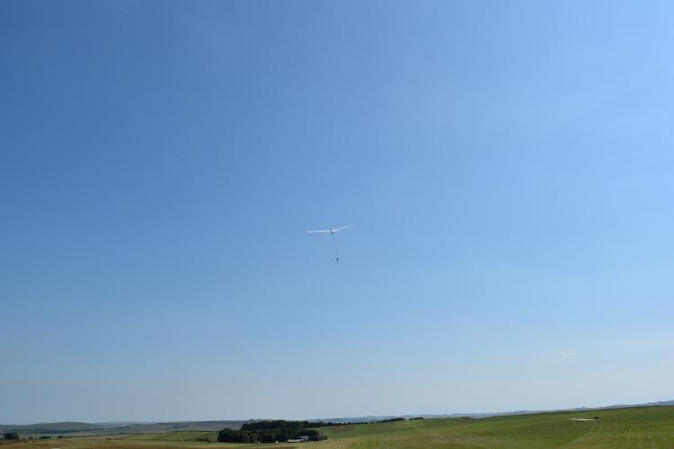 Gliding - Hathersage 10