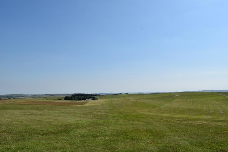 Gliding - Hathersage 11