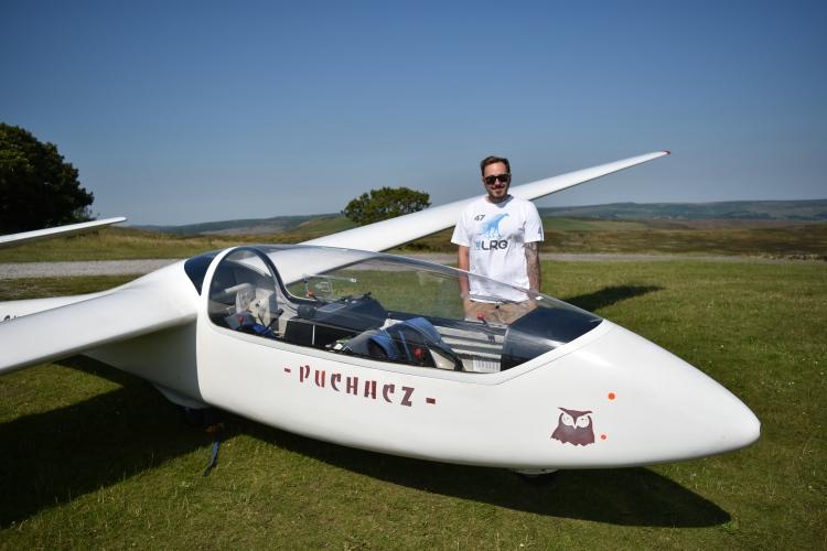 Gliding - Hathersage 2