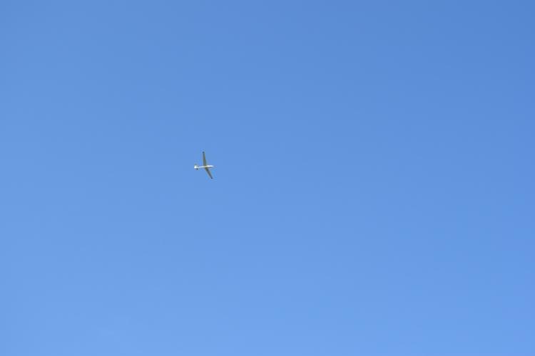 Gliding - Hathersage 20