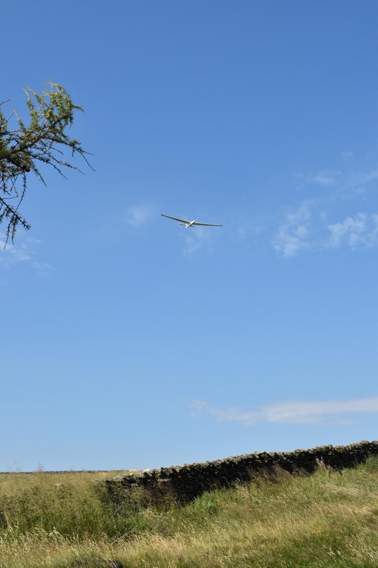 Gliding - Hathersage 23