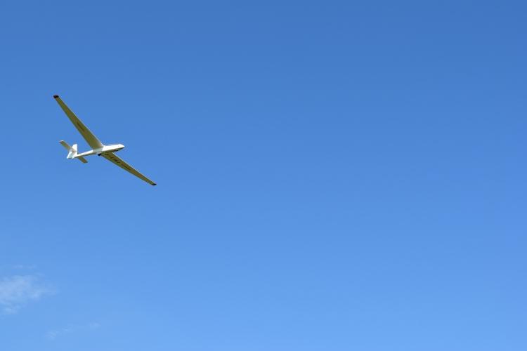 Gliding - Hathersage 24