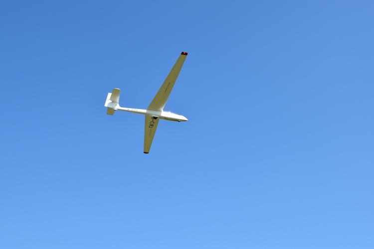 Gliding - Hathersage 25