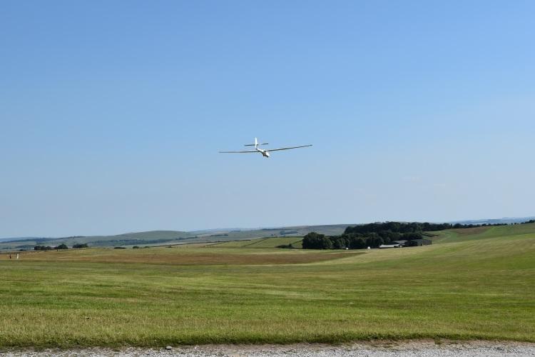 Gliding - Hathersage 26