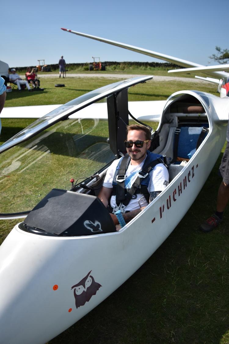 Gliding - Hathersage 3