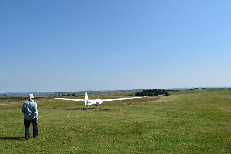 Gliding - Hathersage 6