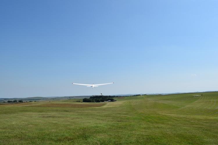Gliding - Hathersage 7