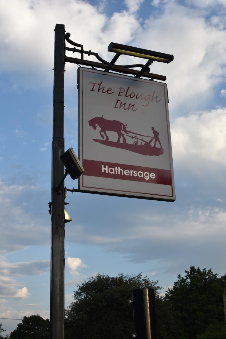 Plough Inn Hathersage 0.5