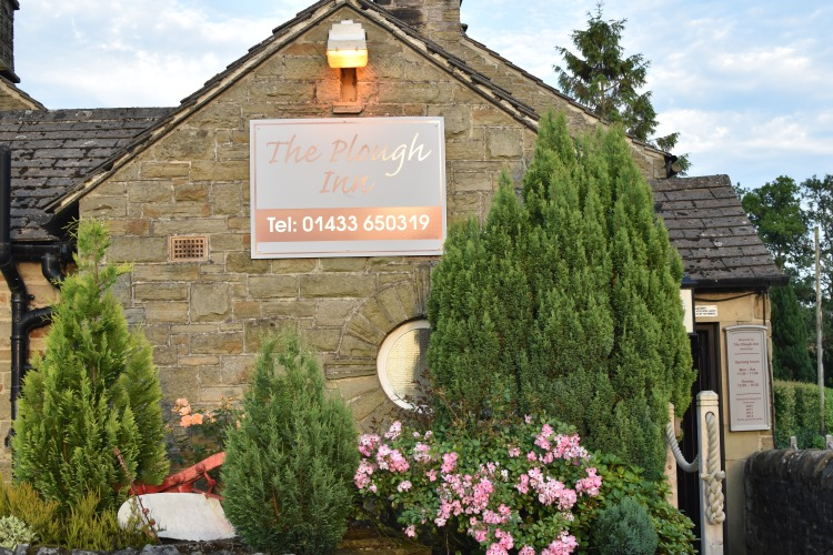 Plough Inn Hathersage 0.75