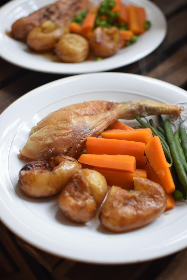 One Pot Lemon Roast Chicken and Potatoes 10