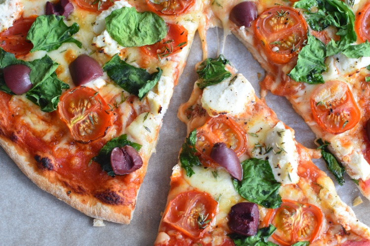 Spinach And Ricotta Pizza 7
