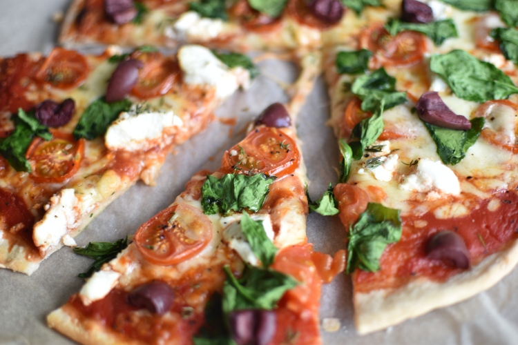 Spinach And Ricotta Pizza 8