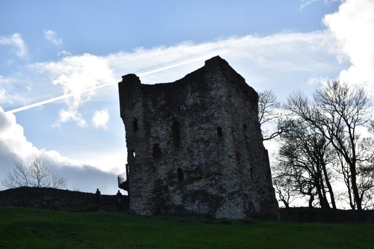 peveril-castle-castleton